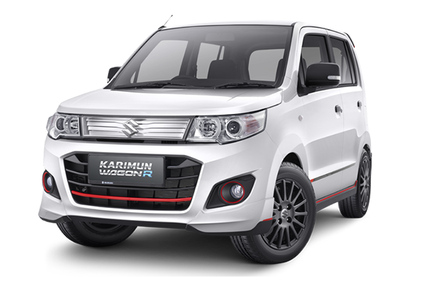 Karimun Wagon R 50th Anniversary Edition